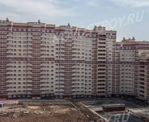 ЖК «Зеленые аллеи»: ход строительства корпуса №2.4