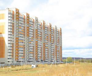 ЖК «ДОМодедово Парк»: ход строительства корпуса №109 из группы застройщика