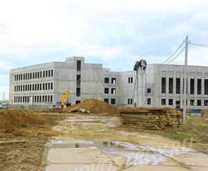 ЖК «ДОМодедово Парк»: ход строительства школы из группы застройщика