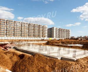 ЖК «Пироговская Ривьера»: ход строительства корпуса №12