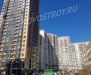 ЖК «Новокосино-2»: ход строительства корпуса №1-4