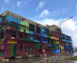 Малоэтажный ЖК «Борисоглебское»: ход строительства детского сада