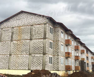 Малоэтажный ЖК «Борисоглебское»: ход строительства корпуса №23