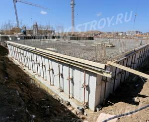 ЖК «Императорские Мытищи»: ход строительства корпуса №13