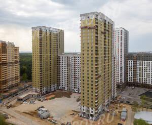 ЖК «Оранж Парк»: ход строительства корпуса №5