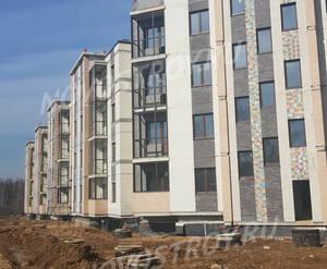 Малоэтажный ЖК «Аккорд. Smart-квартал»: ход строительства