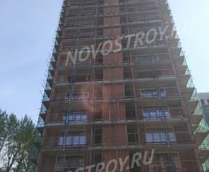 ЖК «Резиденции композиторов»: ход строительства корпуса №2.1