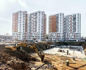 """ЖК «Альфа Центавра»: ход строительства корпуса """"Дельта"""""""