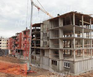 Малоэтажный ЖК «Донской» (Сергиев-Посад): ход строительства корпуса №2