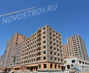 ЖК «Москвичка»: ход строительства корпуса №4