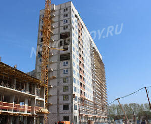 ЖК «Белые ночи»: ход строительства дома №1.3