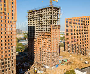 ЖК «Аннино Парк»: ход строительства корпуса №2