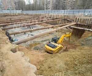 ЖК «Дом на Усиевича»: ход строительства