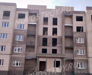 Малоэтажный ЖК «Новое Бисерово 2»: ход строительства корпуса №1