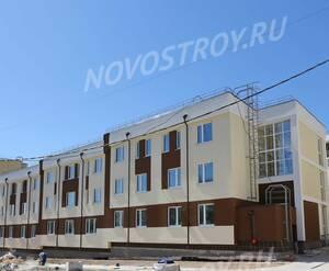 Малоэтажный ЖК «Малина»: ход строительства корпуса №1.4