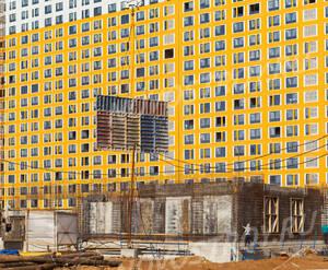 ЖК «Саларьево Парк»: ход строительства корпуса №14.1