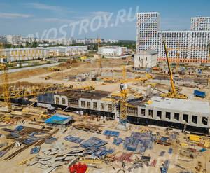 ЖК «Римского-Корсакова 11»: ход строительства корпуса №5