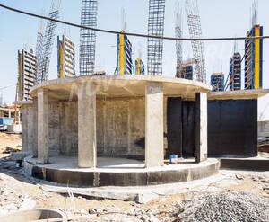 ЖК «Лесобережный»: ход строительства дома №11