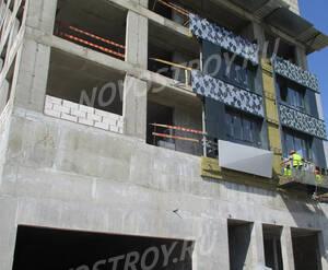 ЖК «Silver»: ход строительства