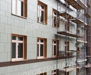 ЖК «Рассказово»: ход строительства дома №7