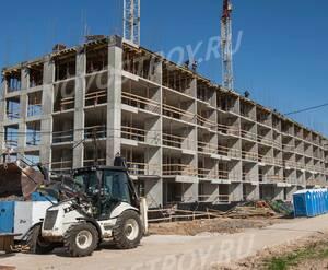 ЖК «Южное Бунино»: ход строительства корп.5