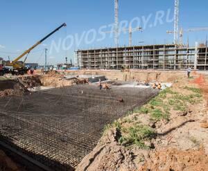ЖК «Южное Бунино»: ход строительства корп.6