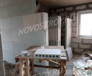ЖК «Пятиречье»: ход строительства 3 корпуса