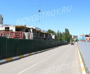 ЖК «Жемчужина Островцов»: ход строительства