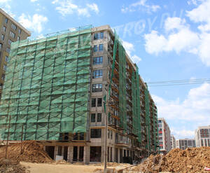 ЖК «Испанские кварталы»: ход строительства дома №14.1