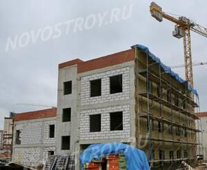 ЖК «Государев дом»: ход строительства детского сада