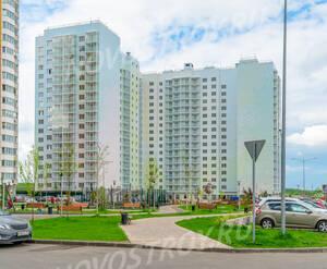 ЖК «Новые Ватутинки» (мкр-н. Центральный): ход строительства корпуса №6/1