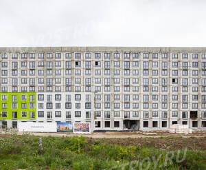 ЖК «Ильинские луга»: ход строительства корпуса №37