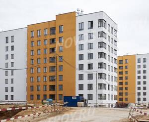 ЖК «Ильинские луга»: ход строительства корпуса №39