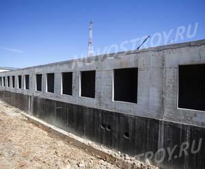 ЖК «Одинцово-1»: ход строительства корпуса №1.4