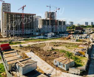 ЖК «Green Park»: ход строительства корпуса №4