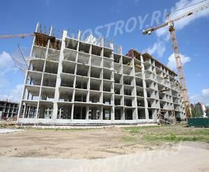 ЖК «Кленовые аллеи»: ход строительства корпуса №1