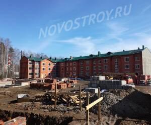 МЖК «Тепло»: ход строительства