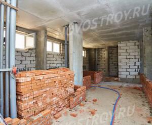 ЖК «Новокрасково»: ход строительства корпуса №4