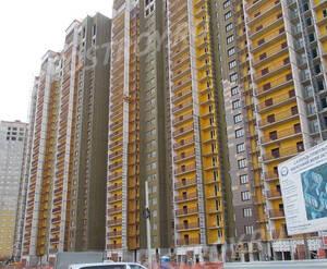 ЖК UP-квартал «Сколковский»: ход строительства корпуса №7