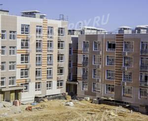 ЖК «Новогорск Парк»: ход строительства квартала №4