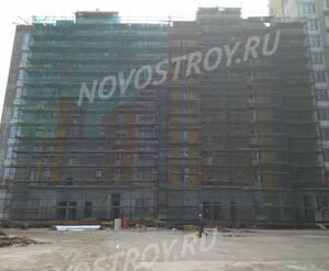 МФК UP-квартал «Скандинавский»: ход строительства корпуса №3