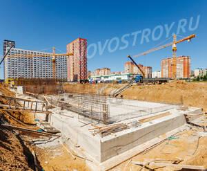 ЖК «Ярославский»: ход строительства корпуса №41.1