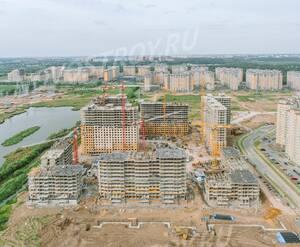 ЖК «Люберцы 2018»: ход строительства