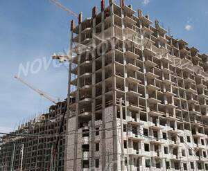 ЖК «Зеленые аллеи»: ход строительства корпуса №2.9