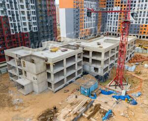 ЖК «Бутово-Парк 2»: ход строительства детского сада