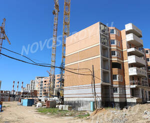 ЖК «Восточный»: ход строительства корпуса №9