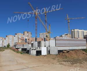 ЖК «Восточный»: ход строительства корпуса №10