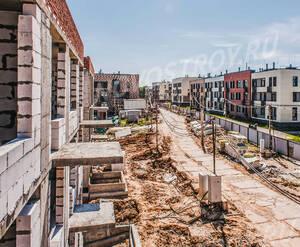 ЖК «Май»: ход строительства корпуса №13