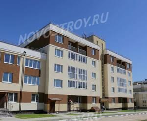 Малоэтажный ЖК «Малина»: ход строительства корпуса №1.1