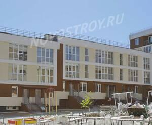 Малоэтажный ЖК «Малина»: ход строительства корпуса №2.6